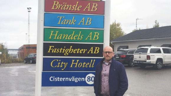 Skoogs Bränsle vinner avtal med LKAB