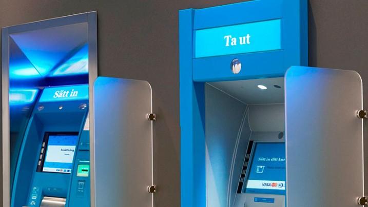 Bankomat etablerar Piteås första kontantcenter i Småstaden